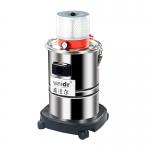 激光设备厂用威德尔吸尘器吸粉尘配套流水线工作