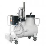 油田吸石油渣混合物用威德尔工业吸尘器固液分离用380V吸尘器