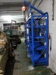 沙田工厂标准三格四层模具架百利丰厂家供给