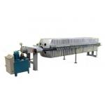【成都莘明】铸铁板框压滤机、铸铁厢式压滤机
