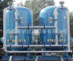 四川德阳碳钢多介质机械过滤器 砂滤器