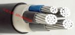 亿航厂家直销Yjlv 3×95+1×25  铝芯护套电力电缆