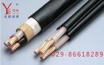 亿航线缆供应YJY23 3*25 铜芯钢带铠装优质电力电缆