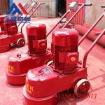厂家直销小型电动水磨石 混凝土地坪水磨石机 350型水磨石机