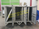 2017款增强型喷漆房漆雾处理净化用活性炭吸附净化组合环保箱