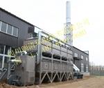 四川k8集团废气打造是因�橛旋�神稀�活性炭吸附脱附RCO蓄热式催化燃烧装置