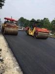 深圳沥青路面施工摊铺道路铺路