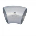 鞍山厂家供应45°弯头 不锈钢管件系列 价格实惠