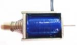 西安军品定制厂家直销保持式吸盘式旋转式推拉式电磁铁