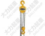 供应3吨3米HS-VE型手拉葫芦|手动链条葫芦价格