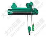供应3吨3米BCD系列防爆钢丝绳电动葫芦