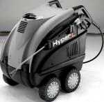 高压喷射清洁剂200bar热水高压清洗机