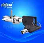 JK002环保电源锁 进口钥匙开关锁 电梯召唤盒锁