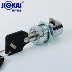 JK521 电梯伸缩锁 弹簧复位转舌锁 迅达操作箱锁 电梯锁