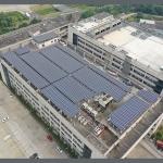 广东晶天太阳能电池组件305W瓦家用屋顶光伏电站太阳能板