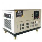 三相四线30KW小型汽油发电机