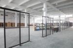 昂泰网业生产仓库车间隔离护栏