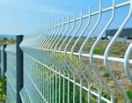 昂泰网业生产三角折弯护栏网