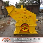 福州永泰鹅卵石细碎制砂机 石头矿石高效打砂机 裕洲机械