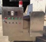 炸小龙虾油炸机 自动出料燃煤油炸机