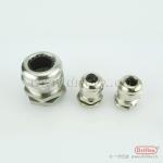 电缆接头德制不锈钢固定夹紧螺纹接线器拉不脱防水接头金属接头