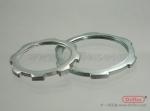 """成都一洋五金生产优质量 接头配套锁紧 铁镀锌锁母,G3/4"""""""