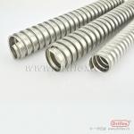 不锈钢金属软管304软管 单勾P3型穿线线缆保护用 设备线套