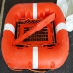 新型船用救生浮10人救生浮具救生筏救生設備配件CCS 船檢