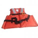 新标准II型成人泡沫救生衣 船用牛津救生衣工作户外漂流救生马