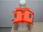 救生衣大浮力水上作业工作服船用救生衣水上运动衣