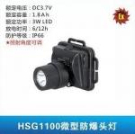 HSG1100微型防爆头灯