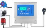 一氧化碳氣體報警器,聲光一氧化碳檢測報警儀