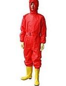 輕型消防員防護服,耐酸堿化學防護服