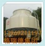 冷却塔厂家  圆形横流冷却塔价格  横流冷却塔直销