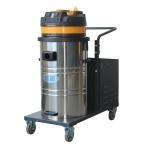 宁波工厂车间保洁充电式吸尘器,依晨无绳工业吸尘器YZ-801