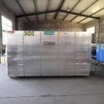 同帮定制不锈钢箱壳5万风量光氧净化器