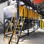 安阳RCO蓄热式催化燃烧设备蜂窝活性炭过滤吸附设备