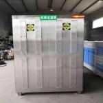 同幫304不銹鋼漆霧處理箱活性棉過濾環保箱定制款