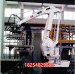 工业码垛机器人为企业带来的好处