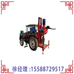 大拖拉机带反循环打井机 反循环钻机 车载式打井机