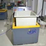 諾虎全自動復雜零件深孔交叉拋光機 無死角磁力研磨機