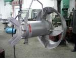 蓝深QJB4/6-320/3-980S潜水搅拌机销售与安装