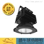 带跑道足球场照明设备盛牛厂家11人足球场灯3年质保