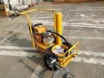 厂家直销 小区、道路规划、地下停车厂 冷喷划线机