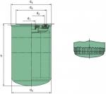 V0211B2R03液压油滤芯