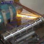 海天注塑机氮化料筒螺杆厂家机筒火箭头射嘴前体注塑机配件有现货