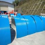 輸送機防雨罩輸送皮帶機防護罩,水泥廠彩鋼防雨罩