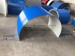 广西输送带防尘罩水泥厂带式输送机防雨罩大波纹尺寸1400.