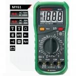 正品華儀儀表 MY61數字多用表 數字鉗形表 廠家批發價