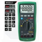 正品华仪仪表 数字钳形表 MS8217数字多用表 欧盟标准设